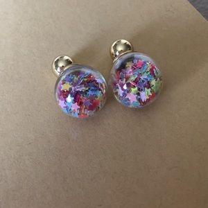 Jewelry - Multicolored earrings